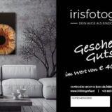 Irisfotografie.at Gutschein